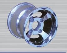 铝及铝合金表面处理及涂装底层用